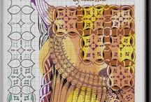 Zentangle Patterns.... / by Cheryl Billmyer