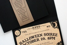Halloween / by The Design Fairy Ltd
