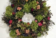 Wreaths of all kinds / by Elaine Pinchback