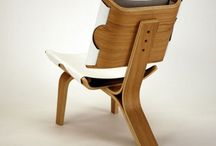 Chairs / by Wilfred Kalf