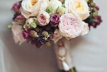Wedding-Bouquets/Boutonnieres, Corsages / by Frances Stollmack