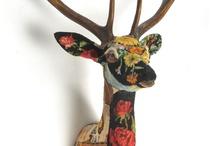 Repurposed Tapestry / by Kim Longhurst