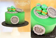 Cake ideas / by Rebecca MacKeigan