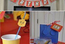Birthday party ideas! / by Shannon Gilman