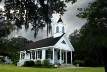 Churches / by Lila Wilson