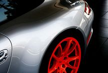 PORSCHE  / Sports cars / by John Jollensten