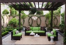 Outdoor Living / by Lacy Crittenden