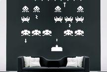 Geek room / by Renaud Biemans