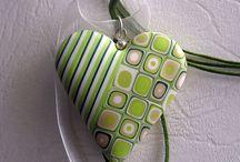 Polymer Clay & Ceramic / by Ursula Keogh