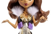 Monster High Dolls  / by Sarah Sweetgrass