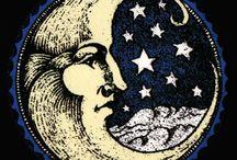 Moon / by Candy Waldman Crawford