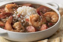 Gumbo Recipes / There are so many different ways to enjoy gumbo - a traditional New Orleans cuisine! / by Zatarain's