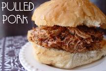 Recipes - Pork / by Lori Newbury