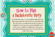 Roshni's bridal shower/bachlorette / by Sonal Gandhi