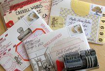 Mail Art / by Sandy Davis