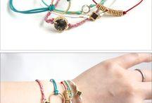 Jewelry diy / by Annemie Lathouwers