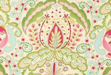 fabric {cream} / by kiki _k