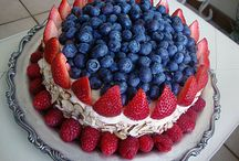 Amazing Cakes & Cake Recipes / by Debbie Webster