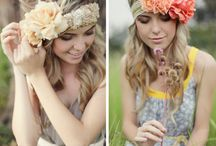 headbands! / by Yessie Oliva