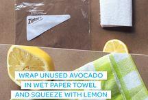 Food tips / by Chelsea Onstott