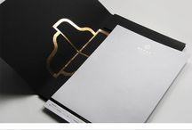 Luxury brand identities / by Sophie Austen
