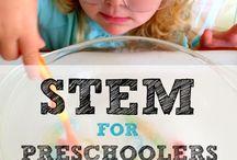 preschool-STEM / by Lisa Braun