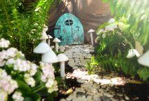 Fairy Gardening / by Hawthorn Gardens