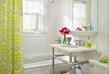 Bathrooms / by Ally White