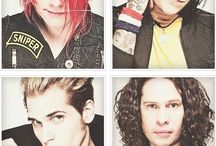 My Chemical Romance / Proud soldier of the MCRmy! / by Karyn Baldwin