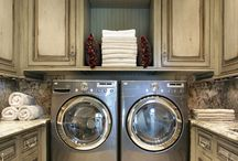 Laundry rooms / by Becky Smith