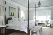 Bedrooms / by Abby Smith
