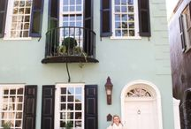 Home: Curb Appeal / Exterior Goodies / by Jude The Omnivore