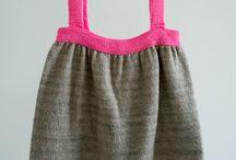 tejido, crochet y costura / by Margarita Ballivian