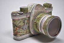 Cameras etc. . . . / by Wanda
