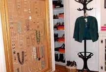 Closet/Makeup Room / by Faith Kicklighter