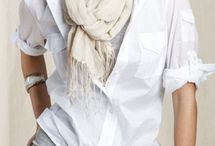 Wrapped in Style / Outfits with stylish scarfs...summer, fall, winter...whatever / by Jenifer