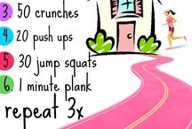 Work out! / by Michele Taylor