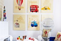 Kids Rooms / by Nina C