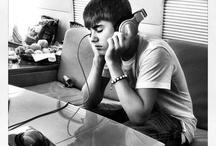 Justin Bieber / by Megan Hubany