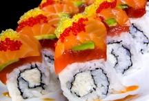 Banshoo Sushi Bar at Rosen Centre / by Rosen Hotels & Resorts Orlando, Florida