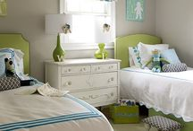 Owen and Ella's room / by Jennifer Newcomer
