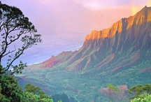 Hawaii / by LoveTravel Places & ART