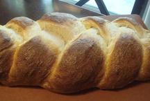 Baking bread / by Melissa Wild