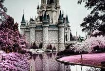 Castles / by Janie Burfield
