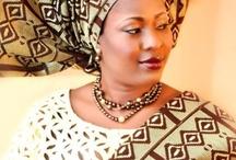 African Inspired Fashion / by Sandra Adekanye