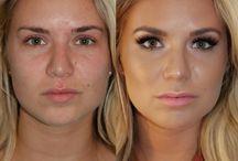 Makeup / by Becki Goeppner