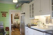 Kitchen / by Tiffany