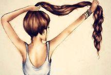 Hair and Makeup / by KC Yockey