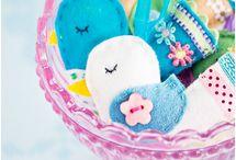 Spring Crafts / by Samantha Shuman