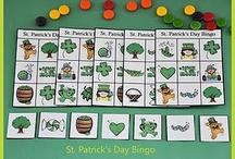 St Patrick's day / by Jennifer- Glidden